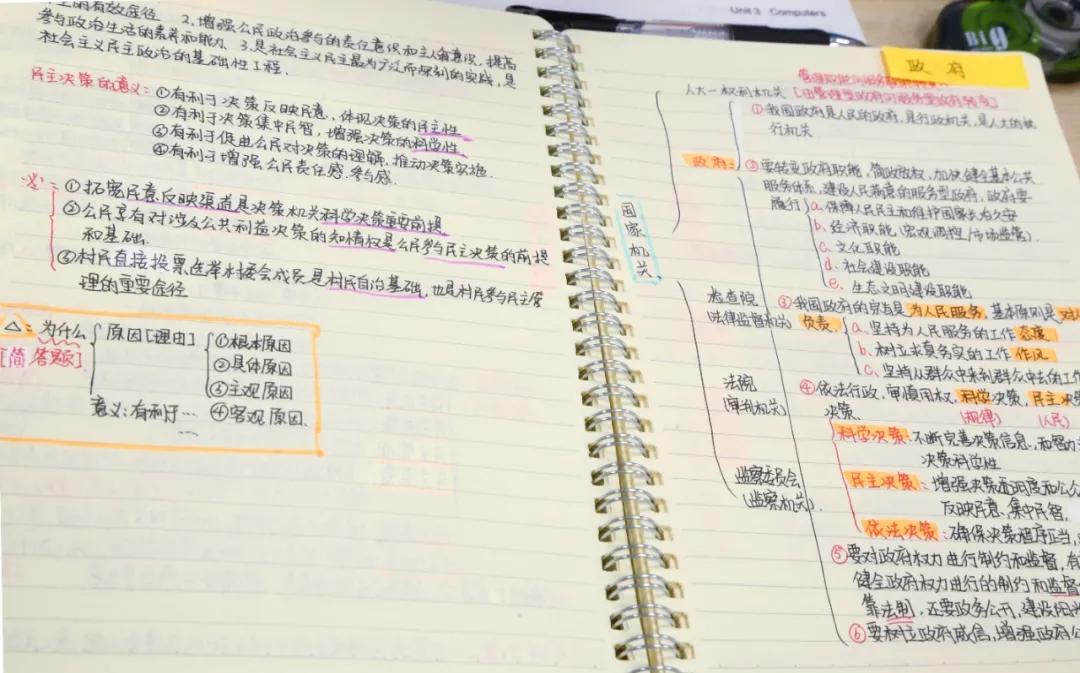 文化课笔记