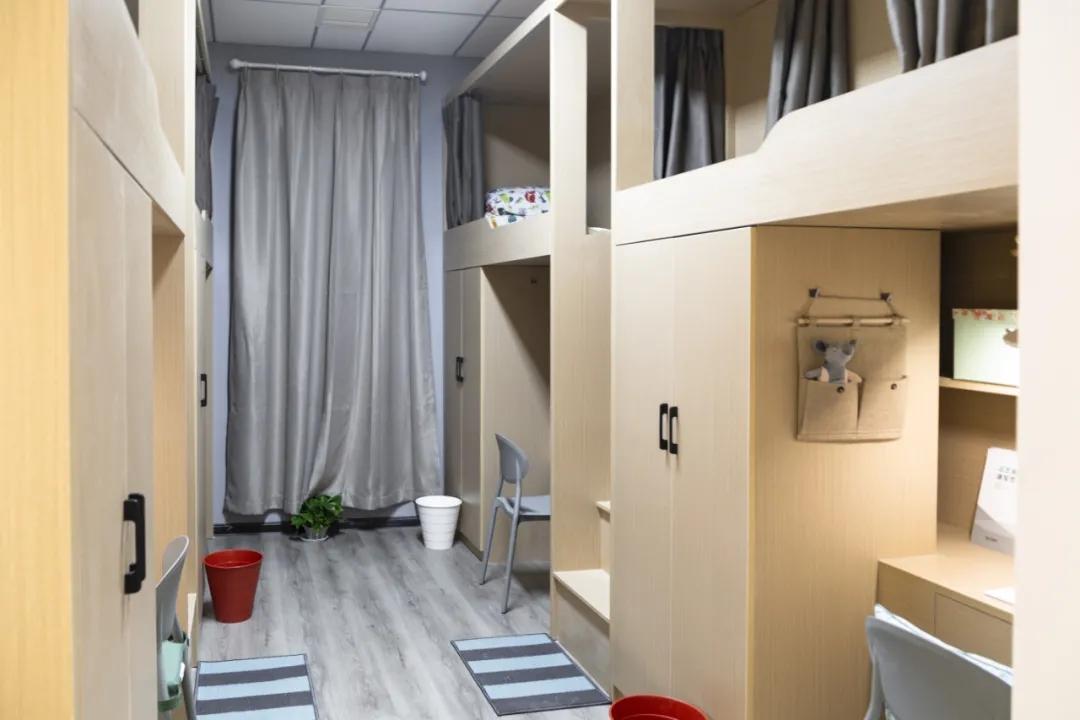 汉口古田校区宿舍环境